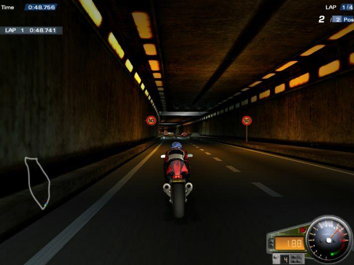 Moto Racer 3 Gold Edition screenshot 2