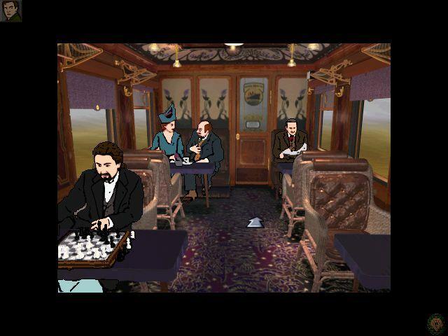 The Last Express screenshot 1