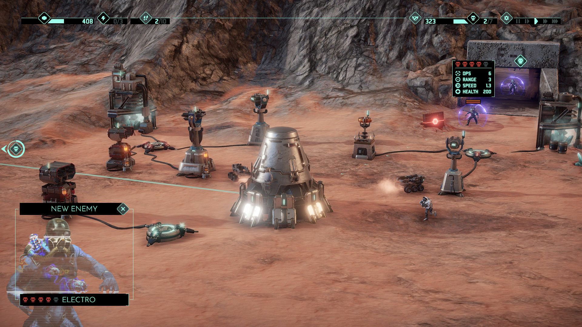 MarZ: Tactical Base Defense screenshot 3