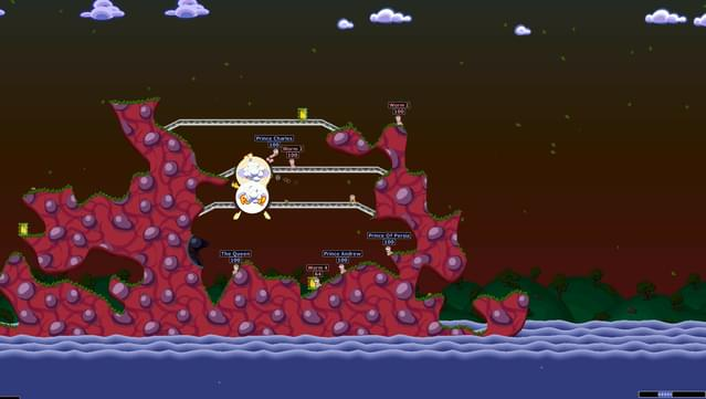 worms world party mac free download