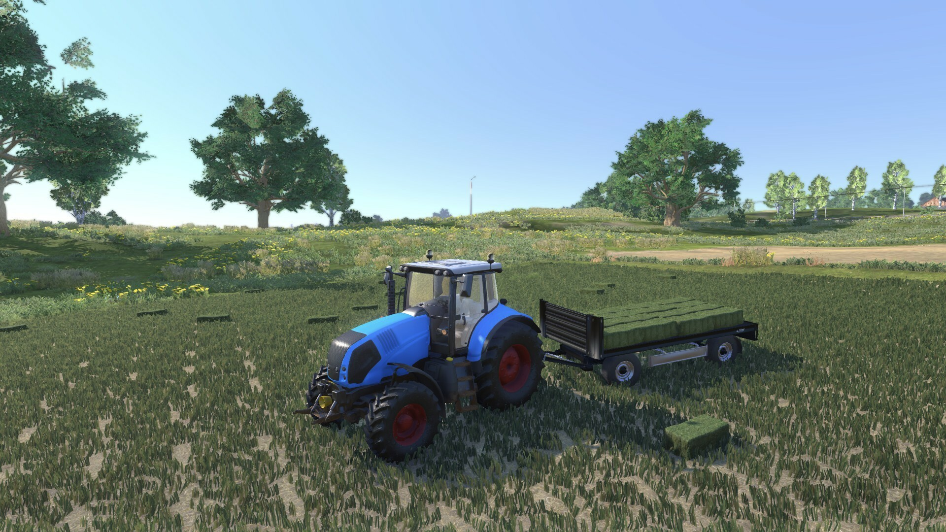 Farmer's Dynasty screenshot 3