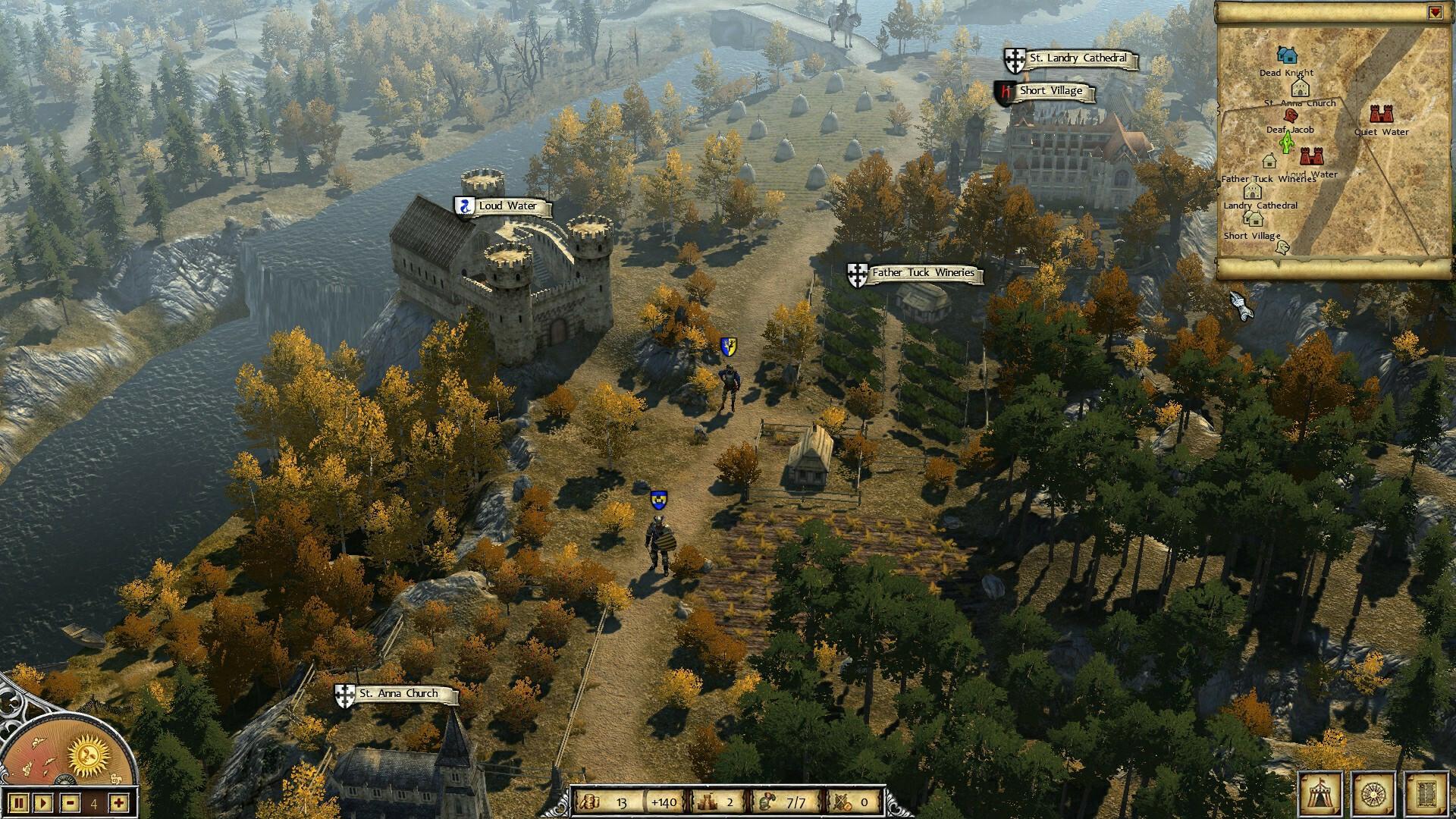 Eisenwald: Blood of November screenshot 3
