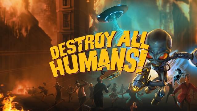 Destroy All Humans! on GOG.com