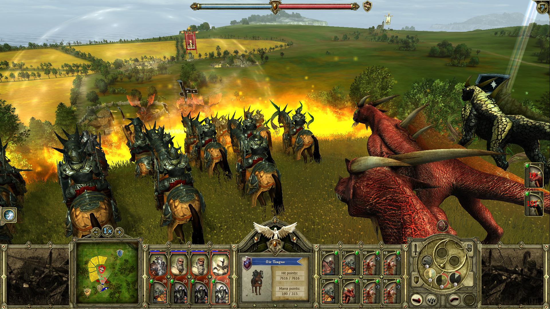 King Arthur Collection screenshot 2