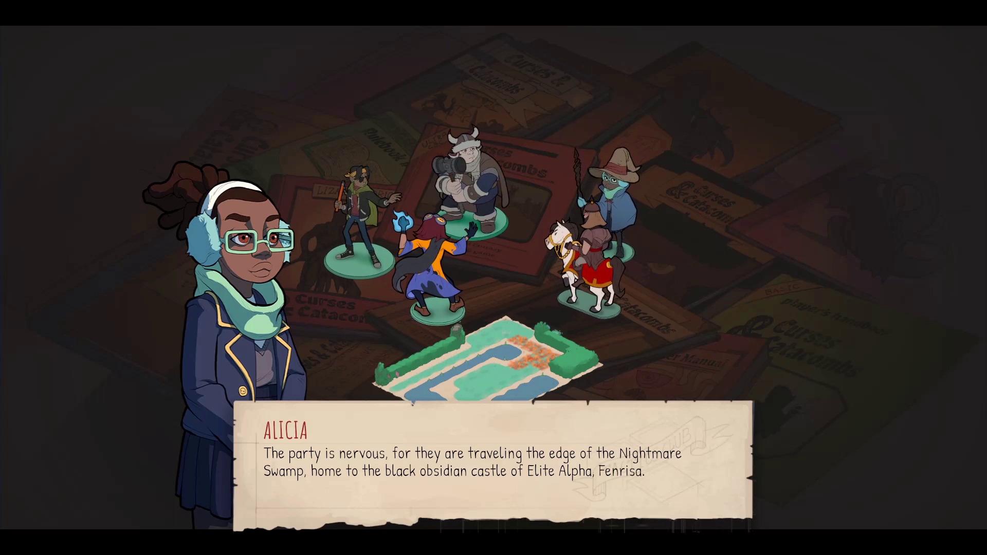 Wintermoor Tactics Club: Wintermost Edition screenshot 3